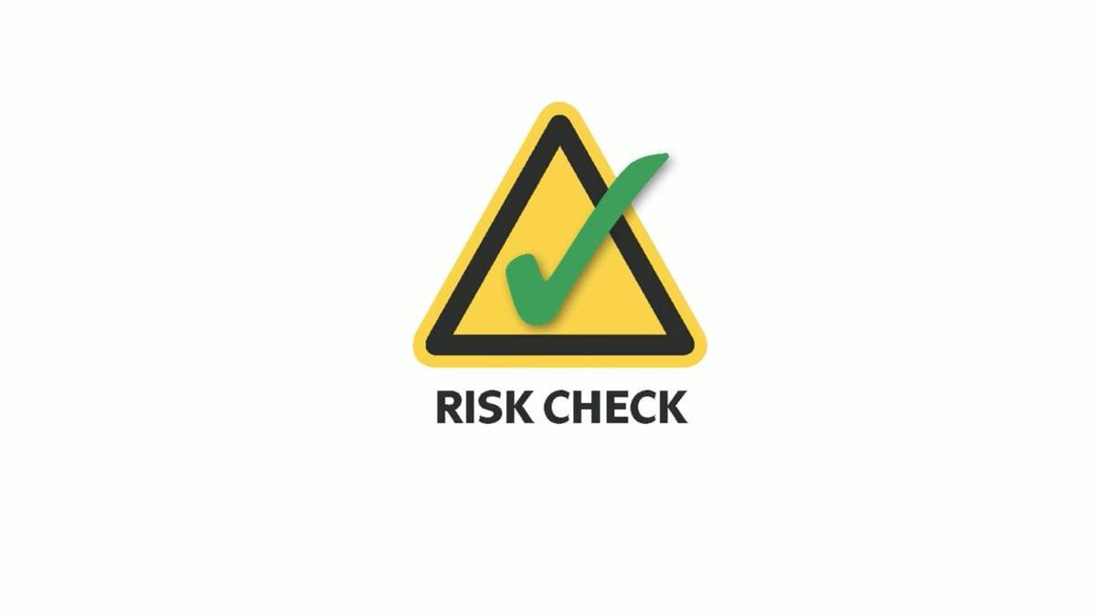 ROE RISK Check Covid-19 - Video